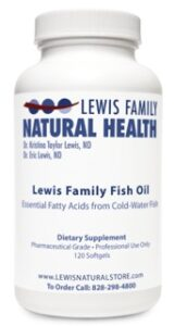 Lewis Family Fish Oil